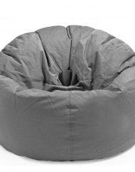 outbag zitzak beanbag donut de fabric anthra the outdoor company 1