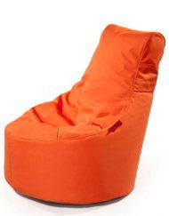 outbag zitzak stoel chair beanbag slope xs kids mini plus orange the outdoor company 2