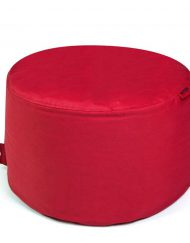 outbag zitzak zitpoef lounge beanbag rock plus red the outdoor company 2