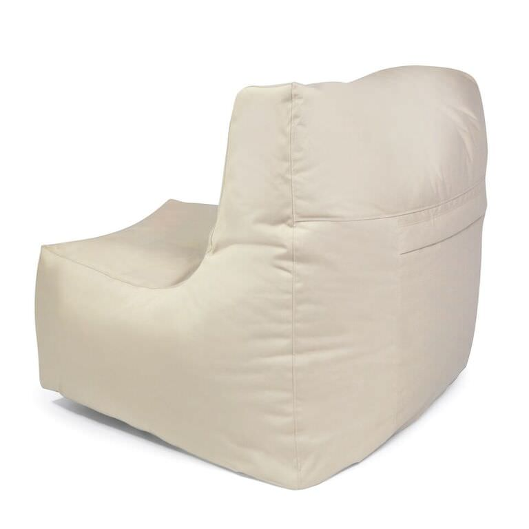 Surprising Outbag Zitzak Zitstoel Lounge Chair Beanbag Peace Plus Beige Andrewgaddart Wooden Chair Designs For Living Room Andrewgaddartcom